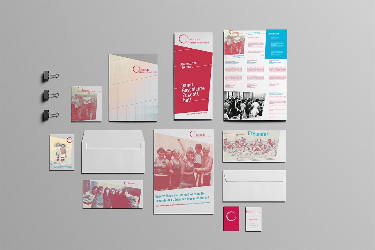 Kommunikationsstrategie für den Freundeskreis Jüdischen Museums Berlin