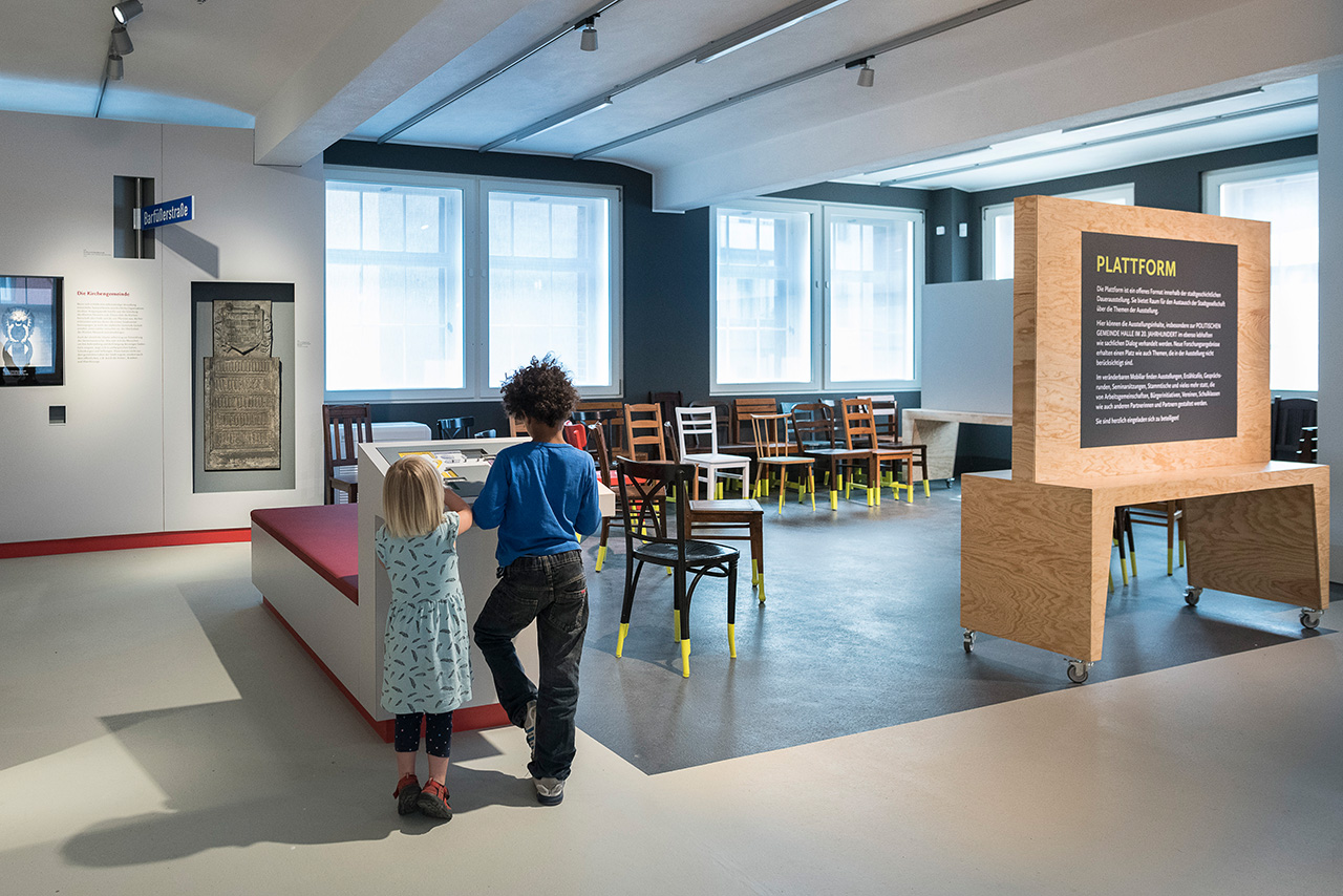 Entdecke Halle 2 Stadtmuseum