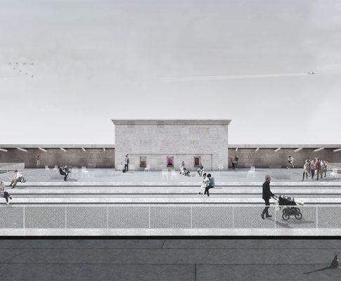 »Flughafen Tempelhof – Geschichtsgalerie«  Anerkennung