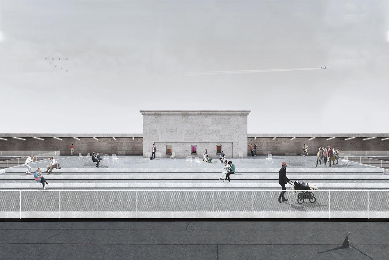 Flughafen Tempelhof Geschichtsgalerie