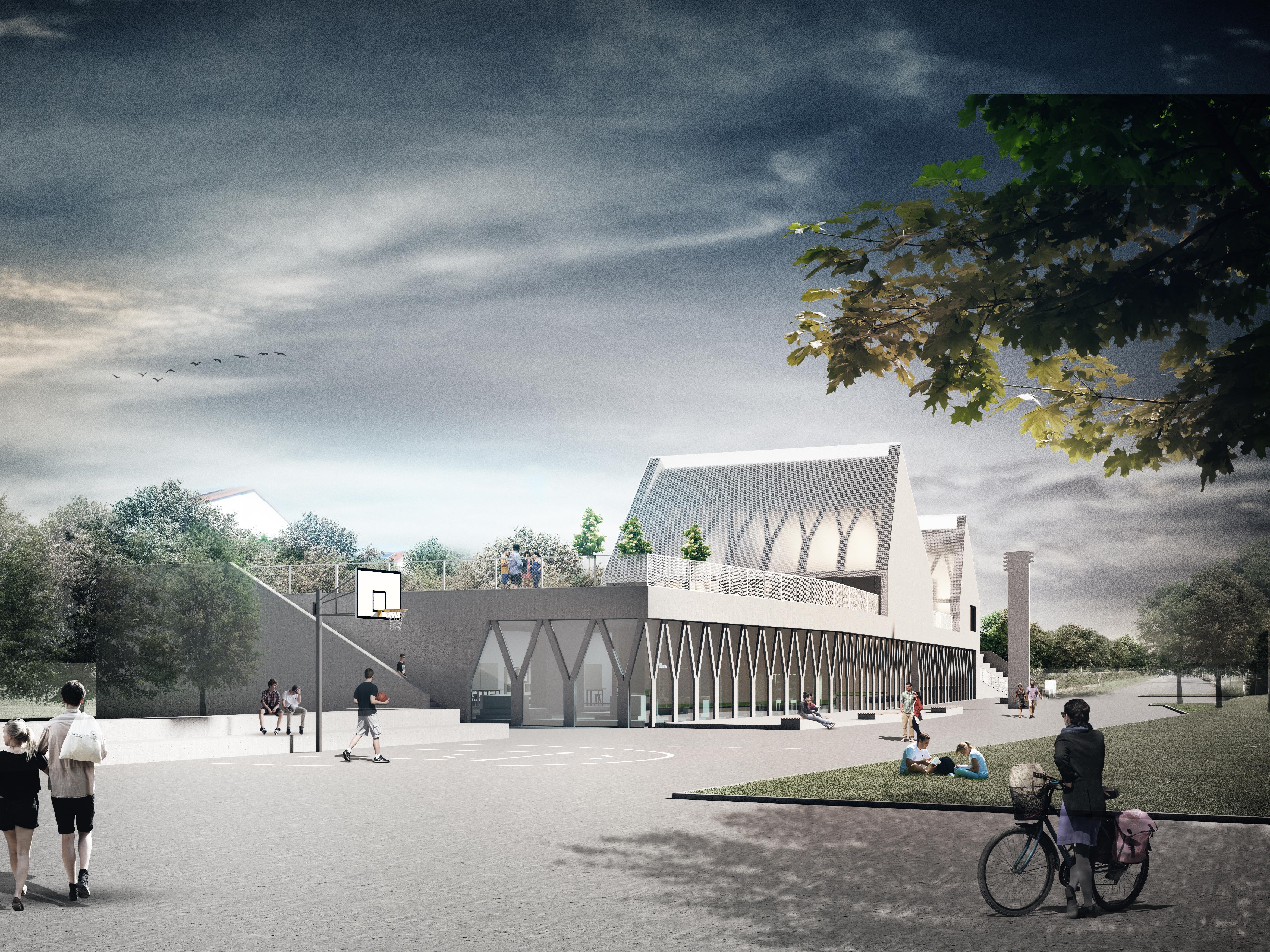 Besucherzentrum Friedland
