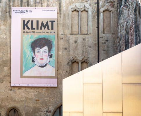 »KLIMT«Kunstmuseum Moritzburg